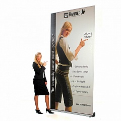 Roll Up стенд Mark Bric BannerUp Big Plus